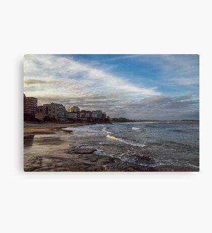 Beach Afternoon Metal Print
