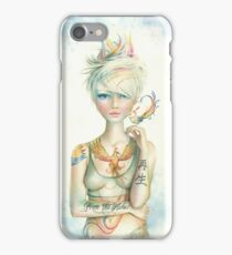 Phoenix By Scot Howden iPhone Case/Skin