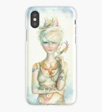 Phoenix By Scot Howden iPhone Case/Skin