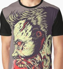 Blood zombie Graphic T-Shirt