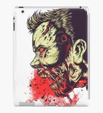 Blood zombie iPad Case/Skin
