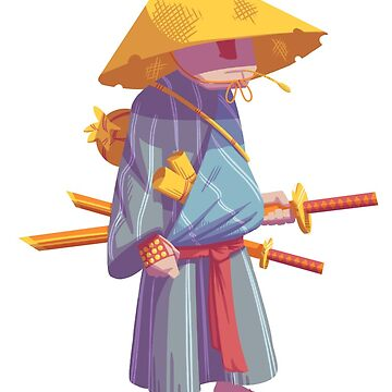 Bored Ronin by kyle-sans-kyle