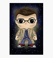 Dr Who Tennant Photographic Print