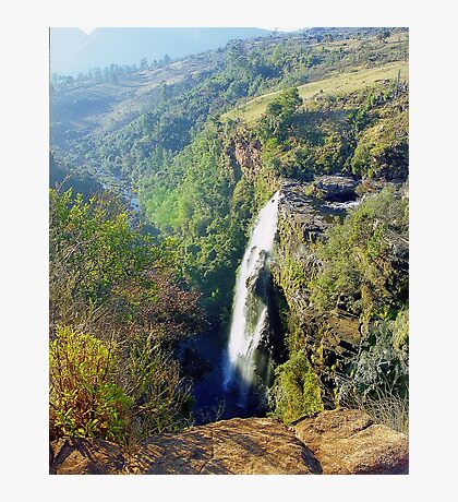 South Africa Waterfalls, Mpumalanga Province Photographic Print