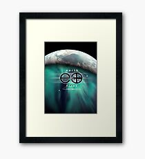 eco warriors Framed Print