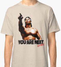 Bloodsport (1988) - You Are Next. Chong Li Classic T-Shirt