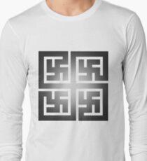 Nya Variant 2 Tiled Long Sleeve T-Shirt