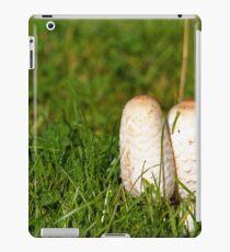 Ink cap fungi iPad Case/Skin
