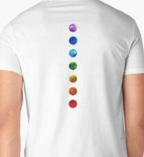 Infinte Chakra Men's V-Neck T-Shirt