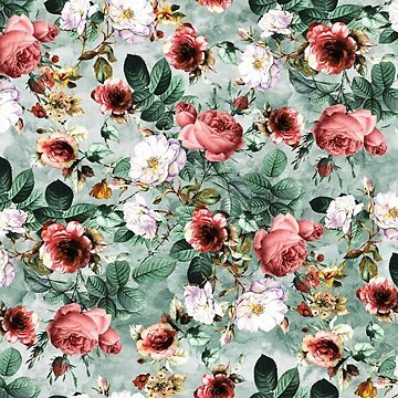 Rpe Seamless Floral Pattern I by rizapeker