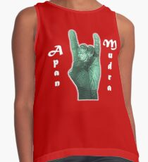 Apan Mudra - The Gesture of Energy Contrast Tank