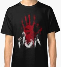 Elfen Lied Bloody Hand Classic T-Shirt
