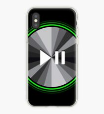 DJ Playpause iPhone Case