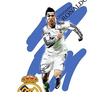 Cristiano Ronaldo by KaraZorel