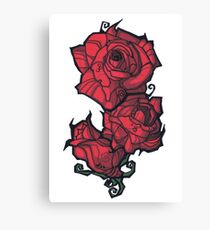 The Rose. Canvas Print