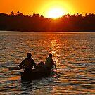 Wisconsin Summer Sunset by John Carpenter