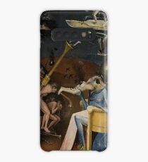 Insight Into Hell by Hieronymus Bosch Case/Skin for Samsung Galaxy