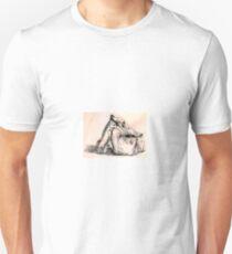Der Rucksack Unisex T-Shirt