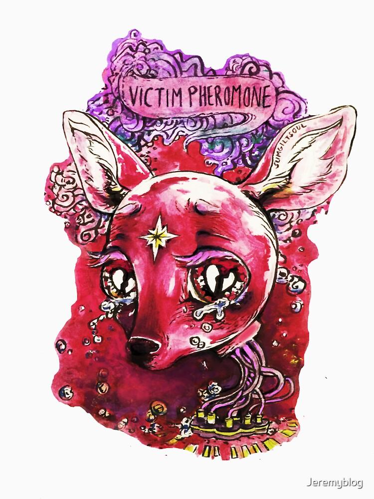 VICTIM PHEROMONE DEER by Jeremyblog