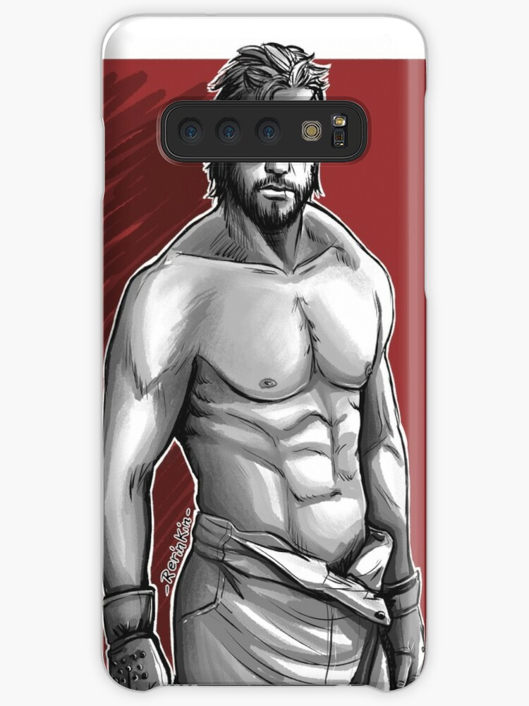 Snake Metal Gear Solid Case Skin For Samsung Galaxy By Rerinkin