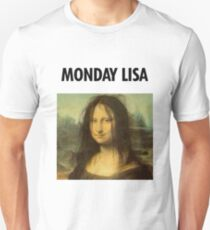 Gioconda Monday T-Shirt