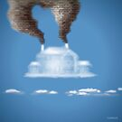 My House In The Clouds by Gianni A. Sarcone