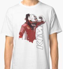 Kimi Raikkonen (WDC 2007) Classic T-Shirt