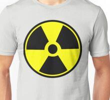 Radiation Hazard Warning Unisex T-Shirt