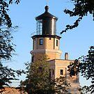 Split-Rock Lighthouse by John Carpenter