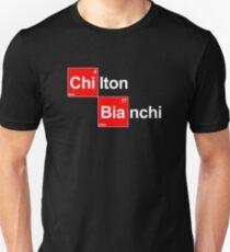 Team Chilton Bianchi (white T's) T-Shirt