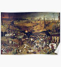 Die Apokalypse von Hieronymus Bosch Poster