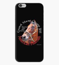American Pharoah Grand Slam Champ iPhone Case