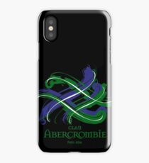 Clan Abercrombie  iPhone Case/Skin