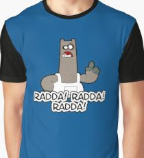 Radda! Radda! Radda!  Graphic T-Shirt