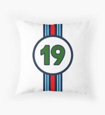 Massa 19 Throw Pillow