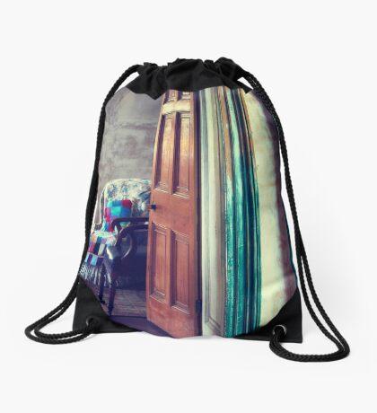 Comfy Corners Drawstring Bag