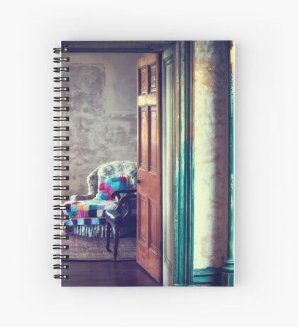 Comfy Corners Spiral Notebook