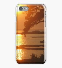 Vineyard Sunset iPhone Case/Skin