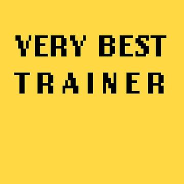 Very Best Trainer Tee by Octave
