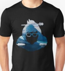 Mei Arctic Spray Unisex T-Shirt