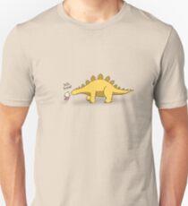 Hello Friend (Dinosaur) - two lof bees Unisex T-Shirt