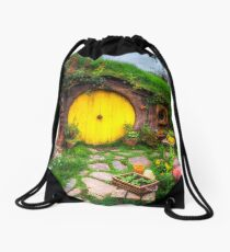 home of Samwise Gamgee Drawstring Bag