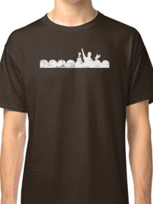 Vintage MST3K - dark Classic T-Shirt