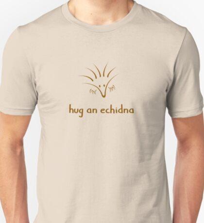Hug An Echidna - two lof bees T-Shirt