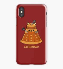 Xtermin8! iPhone Case/Skin
