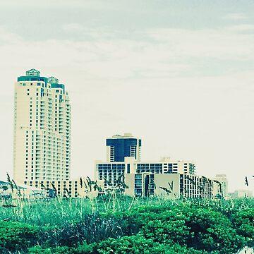 Nature meets City  by NonoZitro76