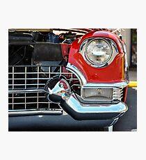 1955 Cadillac Eldorado Convertible Photographic Print