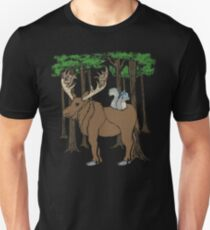 Moose & Squirrell T-Shirt