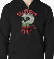 Worm Cult - Cthulhu Skull  T-Shirt