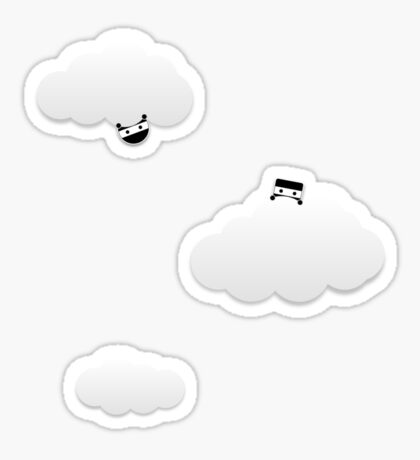 Cloud Ninjas Sticker
